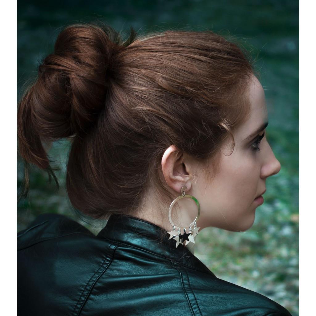 orecchino-star-bw-cerchio